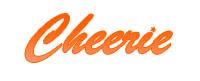 Cheerie Logo small