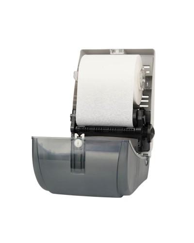 MPD408-1 Grey Disp paper towel open