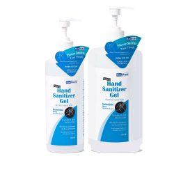 MaxShield Hand Sanitizer Gel 1000 500ml