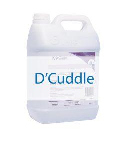 Dcuddle Fabric Conditioner 5L