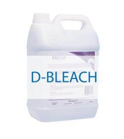 DBleach Chlorinated Bleach 5L