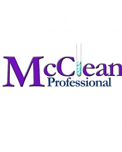 McClean professional logo web