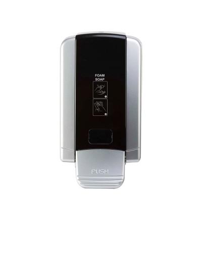 sd7165c-foam-soap-dispenser-black-front