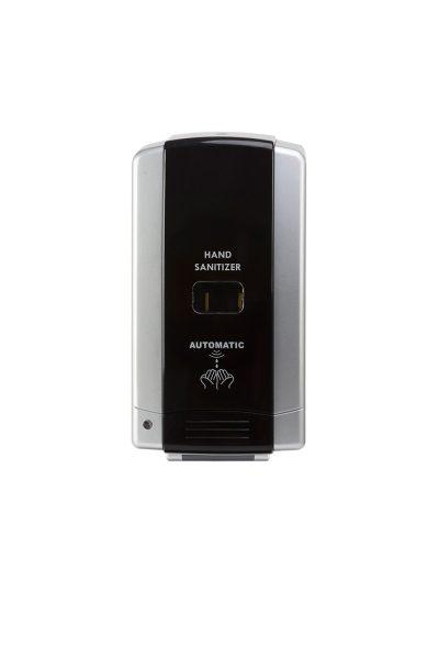 sd7350-hand-sanitizer-dispenser-black-front