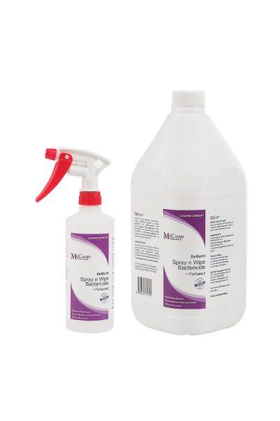 Degerm Spray Wipe Bactericide