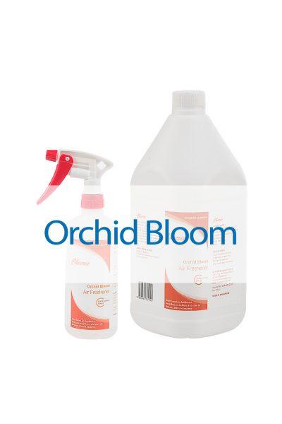 Orchid Bloom Air Freshener Banner