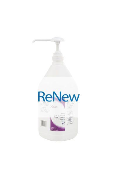 Renew Anti-Bacterial Floor Cleaner Perfumed Banner